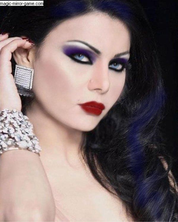 la belle femme du mond haifa wehbe stars no 1