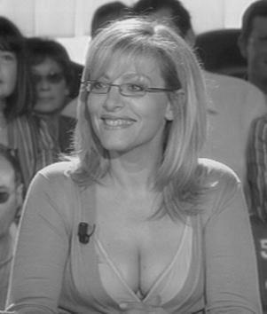 Elle et blog consacr a caroline diament - Charlotte de turckheim et son mari ...